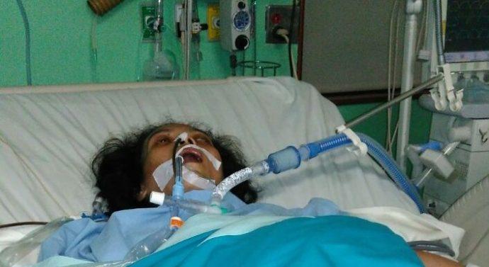 Meninggalnya Penderita Kanker Ovarium Ganas Stadium 4