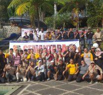 Suasana Kekeluargaan Warnai Halal Bihalal Organisasi Gema Nusantara