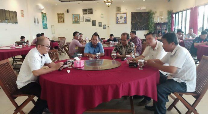 Menjalin Solidaritas, DPC Partai HANURA Kota Gunungsitoli Gelar Halal Bil Halal.
