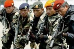 INDONESIA KINI MEMPUNYAI PASUKAN KHUSUS BARU GABUNGAN DARI TIGA MATRA BERNAMA KOOPSSUS TNI