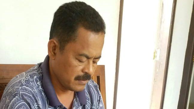 KADES SUMBER AGUNG TUDING PEMERINTAH BOHONGI MASYARAKAT DESA