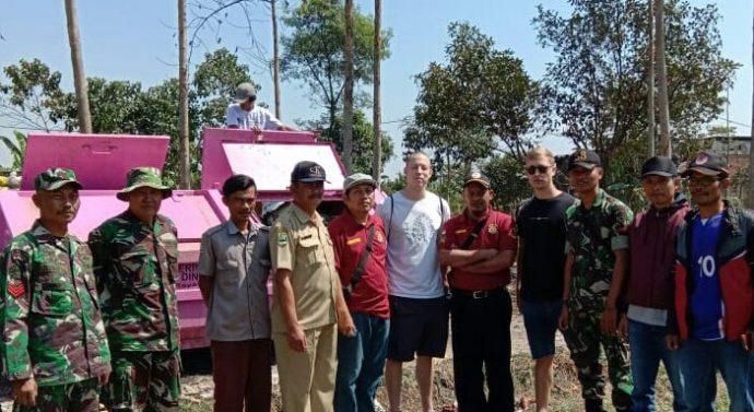 GEMANTARA EKBANG KAB.BANDUNG BERSINERGI BERSAMA SERKA TNI-AD SUHARTONO DANSUB SEKTOR 6 CITARUM HARUM