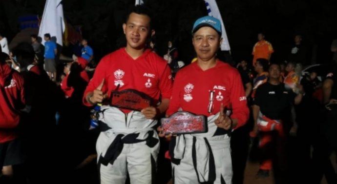 Melesat Kencang, Kombes Yassin Kosasih Juara Kelas M2 Kejurnas Sprint Rally