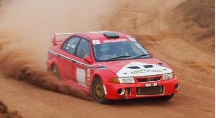 Kombes Yassin Kosasih Kejar Target Podium M2 Kejurnas Sprint Rally Banten
