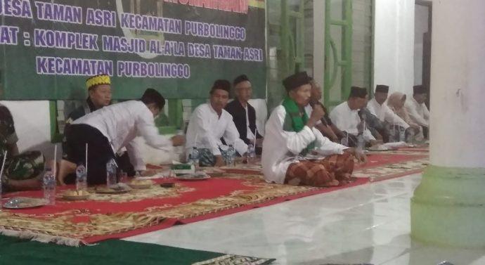 PERINGATAN TAHUN BARU ISLAM 1441 H DESA TAMAN ASRI BERIKAN SANTUN ANAK YATIM