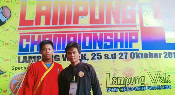 NASIONAL OPEN TOURNAMENT OF PENCAK SILAT LAMPUNG CHAMPIONSHIP 4