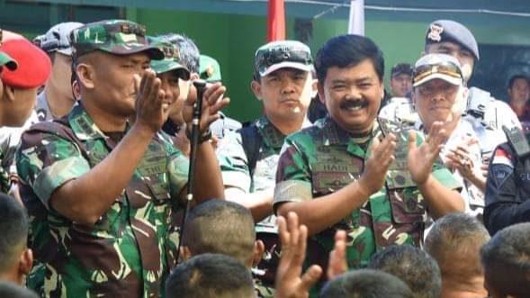 CERITA PANGLIMA TNI TENTANG PRAJURIT YANG HARUS MENINGGALKAN KELUARGA DEMI TUGAS NEGARA