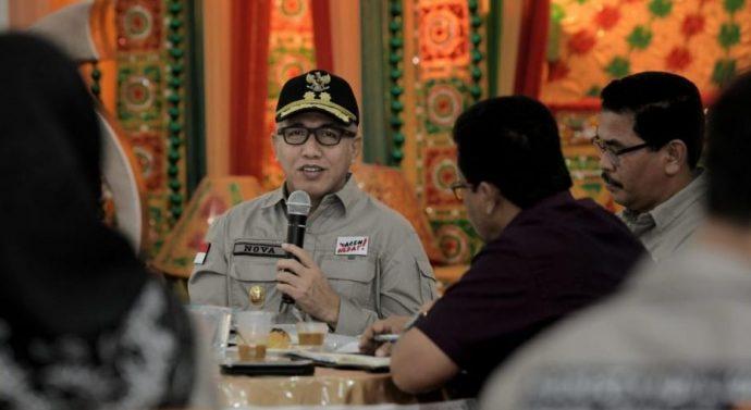 PLT GUBERNUR KIRIM PETANI ACEH MAGANG KE THAILAND.