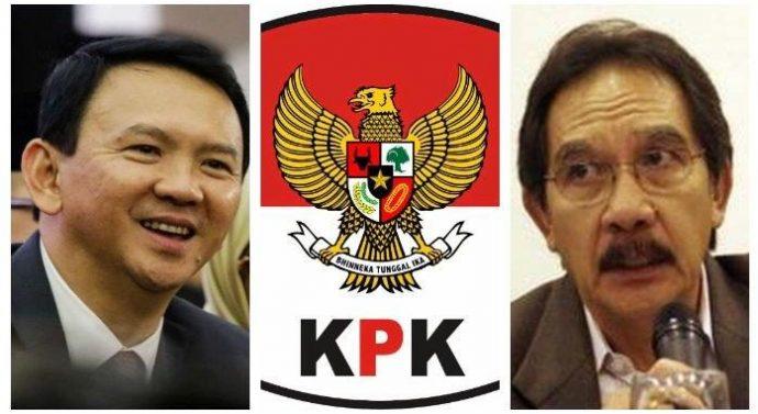 Jokowi Tunjuk Langsung Dewan Pengawas KPK, Nama Ahok dan Antasari Azhar Kembali Muncul