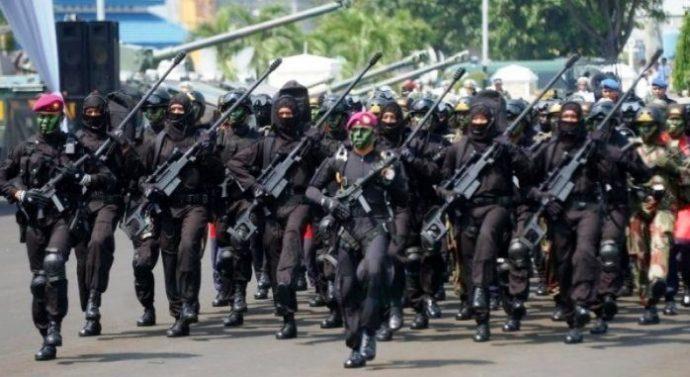 BRAVO JALAMANGKARA ( DENJAKA ) TNI AL