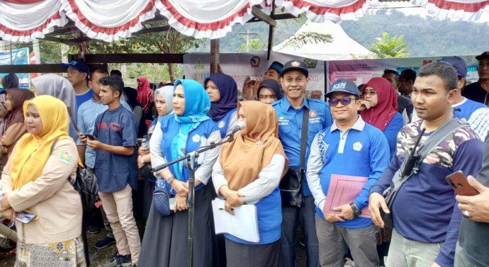 KARANG TARUNA ACEH UTARA HADIRI PERINGATI HARI PUNCAK HKSN 2019 DI BLANG PANDAK TANGSE PIDIE