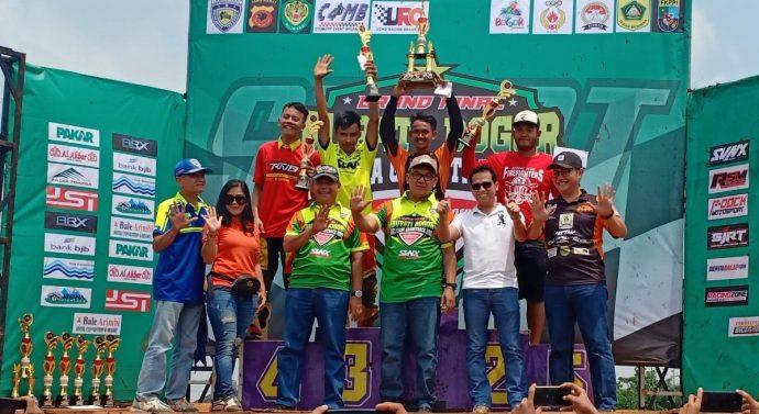 PEMBALAP DPRD-IMI-KTM KAB BOGOR RACING TEAM MERAJAI KEJURDA BUPATI CUP GTX PAKANSARI 2019