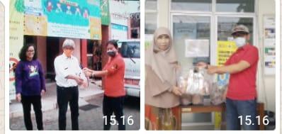 J.CO SUPPORT JAYAKARTA SHOOTING CLUB KODAM JAYA DAN GEMANTARA BERIKAN BANTUAN  KEPADA PUSKESMAS TAMBUN DAN CIKARANG UTARA