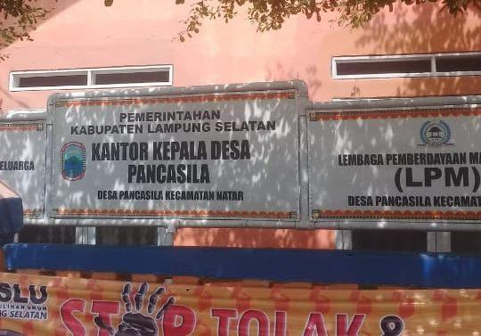 OKNUM KEPALA DESA PANCASILA DI DUGA JADI PENGUTIL BERSERAGAM
