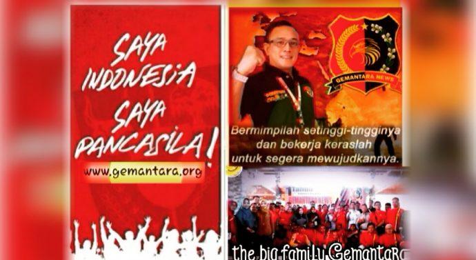 SELAMAT HARI LAHIR PANCASILA 01JUNI 2020, SEBAGAI DASAR NEGARA REPUBLIK INDONESIA