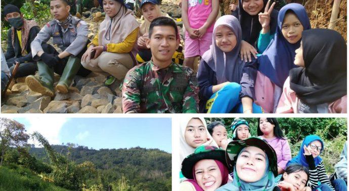 Lokasi TMMD Jadi Tempat Wisata Dadakan dan Wahana Selfie