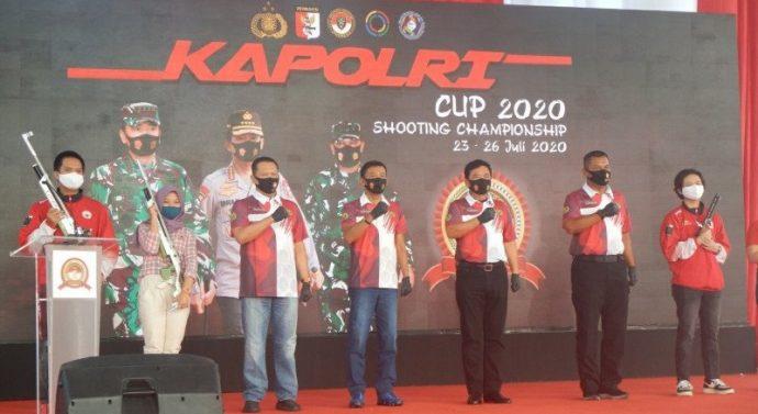 KAPOLRI CUP 2020 CIPTAKAN PENEMBAK PROFESIONAL