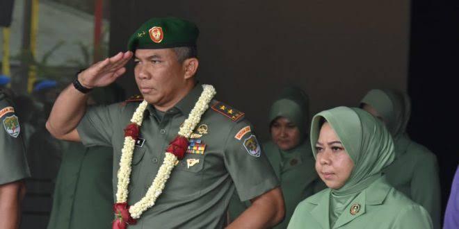 MAYJEN TNI EKO MARGIOYONO JABAT PANGKOSTRAD
