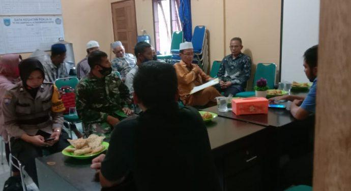 PENJARINGAN KADUS RAMAI INDAH DI BAKARAN BATE TELAH SESUAI PERMENDAGRI NO 67 TAHUN 2017