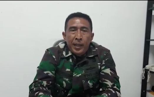 Tank TNI Tabrak Gerobak, Ini Penjelasannya Kapendam