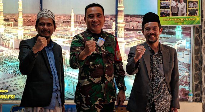 Dandim 0611/Garut melakukan silahturahmi ke Tokoh Agama,tokoh Masyarakat dan tokoh Adat