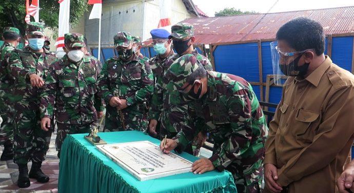 MABES TNI LENGKAPI LAB 68 PCR DI 68 RUMKIT TNI AD, SALAH SATUNYA RS TNI-AD KESREM LHOKSEUMAWE