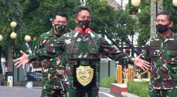 125 Prajurit TNI AD Ikut Latihan Militer Bersama US Army di AS