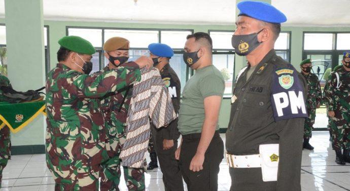 PANGDAM III/SILIWANGI PECAT PERWIRA YANG MENCEMARKAN NAMA BAIK KODAM III/SILIWANGI