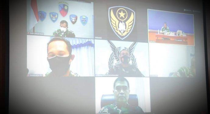 Rapat Uji Naskah Validasi Wingdik 200/LEK Lanud Sulaiman
