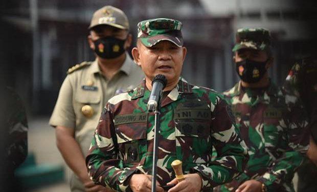 PANGDAM JAYA MAYJEN TNI DUDUNG ABDURACHMAN ANGKAT BICARA