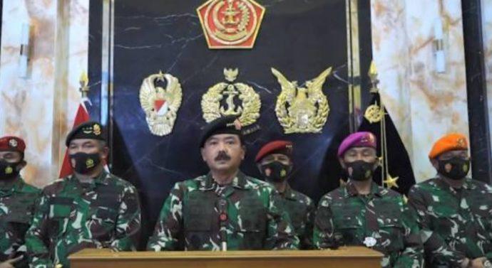 Panglima TNI Hadi Tjahjanto akan mengirim pasukan khusus ke Poso  membantu pengejaran kelompok Mujahidin Indonesia Timur (MIT)