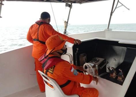 Kapal Nelayan Indramayu yang Hilang Kontak