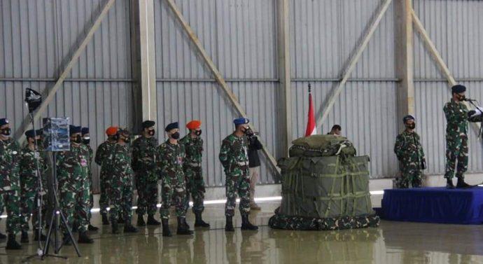 Bansos TNI Angkatan Udara di Lanud Abd. Saleh Malang