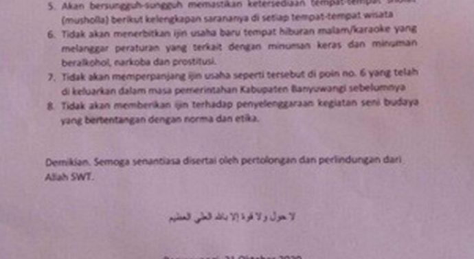 PEMILUKADA DAN MARWAH ULAMA DI BANYUWANGI