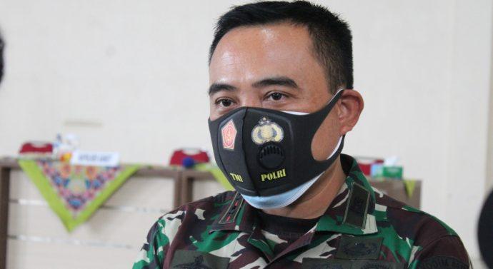 Dandim 0611/Garut : Tetap Waspada dan siapkan Personil dan materil untuk Antisipasi Bencana
