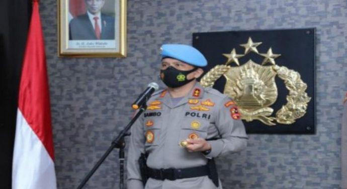 Sikap Irjen Ferdy Sambo Kasus Oknum Polisi Menembak Anggota TNI AD, Tak Ada Ampun