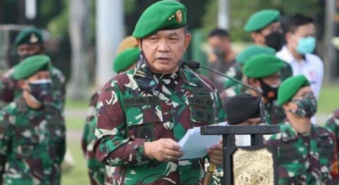 Anggota TNI AD Tewas Ditembak Bripka CS, Pangdam Jaya: Selesaikan Secara Hukum yang Berkeadilan