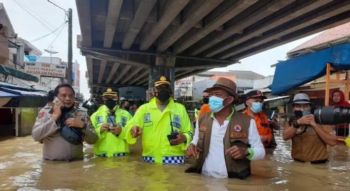 Sepekan Banjir Subang, Ribuan Rumah di 4 Kecamatan Masih Terendam